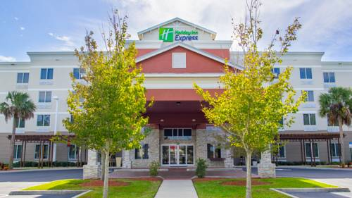 Holiday Inn Express Hotel & Suites Palm Bay Cover Picture