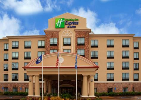 Holiday Inn Express Hotel & Suites La Place Cover Picture