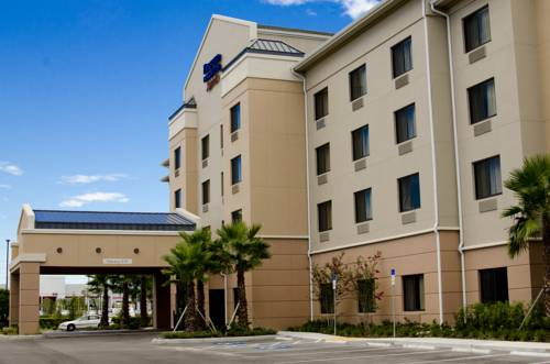Fairfield Inn and Suites Holiday Tarpon Springs Cover Picture