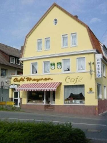Hotel Cafe Meynen Cover Picture