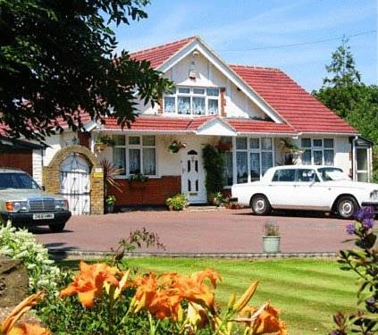 Waterside Bed and Breakfast Cover Picture