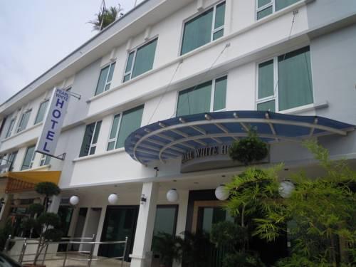 Pearl White Hotel Cover Picture