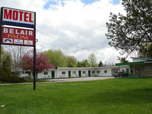 Motel Belair Cover Picture