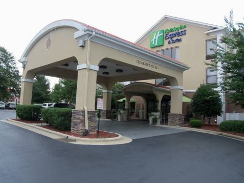 Holiday Inn Express Hotel & Suites Sanford Cover Picture