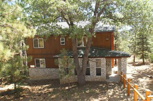 Bear Mountain Chalet by Big Bear Cool Cabins Cover Picture