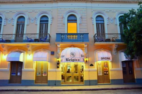 Boutique Hotel Belgica Cover Picture