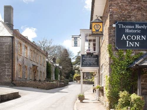 The Acorn Inn Cover Picture