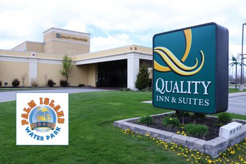 Quality Inn & Suites Palm Island Indoor Waterpark Cover Picture