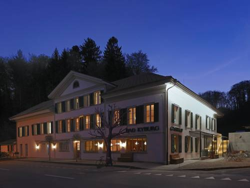 Hotel Bad Kyburg Cover Picture