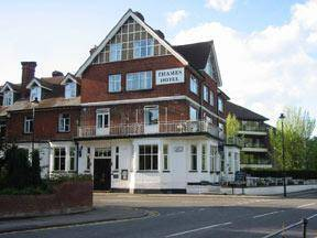 The Thames Hotel Cover Picture