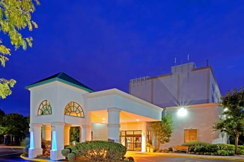 Holiday Inn Express Stony Brook-Long Island Cover Picture