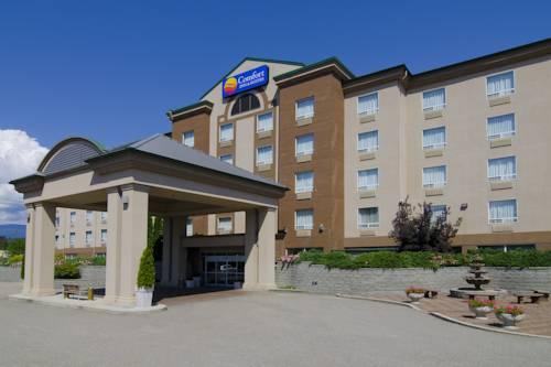 Comfort Inn & Suites Salmon Arm Cover Picture