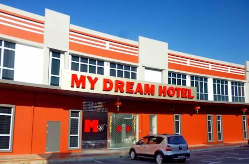 My Dream Hotel Cover Picture