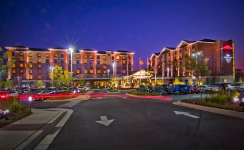 Hilton Garden Inn Rockville - Gaithersburg Cover Picture