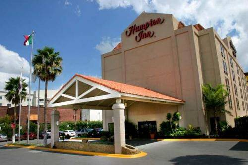 Hampton Inn Monterrey-Airport Cover Picture