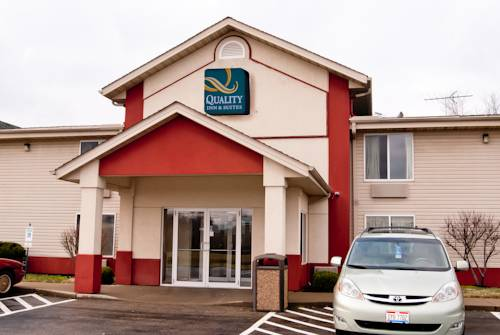 Quality Inn & Suites Middletown - Franklin Cover Picture