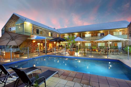 Best Western Plus Gregory Terrace Cover Picture