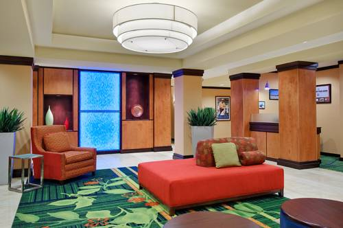 Fairfield Inn & Suites Jacksonville West/Chaffee Point Cover Picture