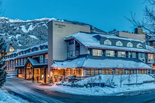 The Listel Hotel Whistler Cover Picture