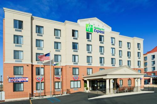 Holiday Inn Express Staten Island West Cover Picture