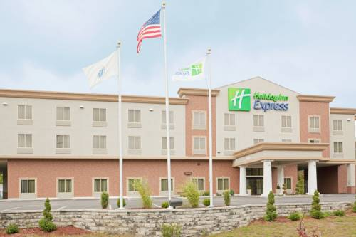 Holiday Inn Express Plainville Cover Picture