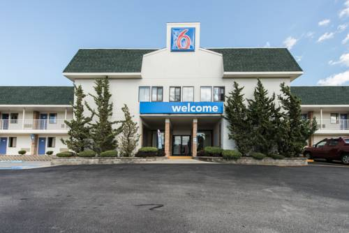 Motel 6 New London - Niantic Cover Picture