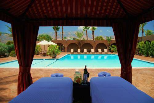 Borrego Springs Resort and Spa Cover Picture