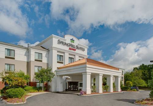 SpringHill Suites Manchester-Boston Regional Airport Cover Picture