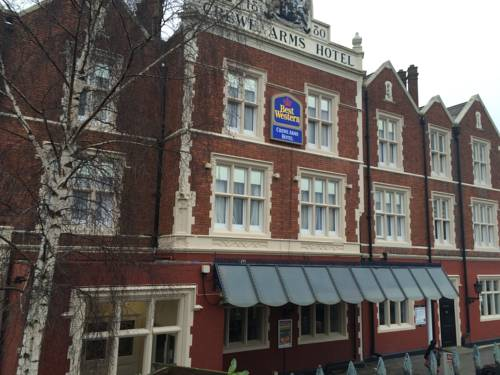 Best Western Crewe Arms Hotel Cover Picture