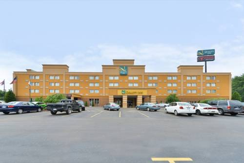 Quality Inn Marietta Ohio Cover Picture