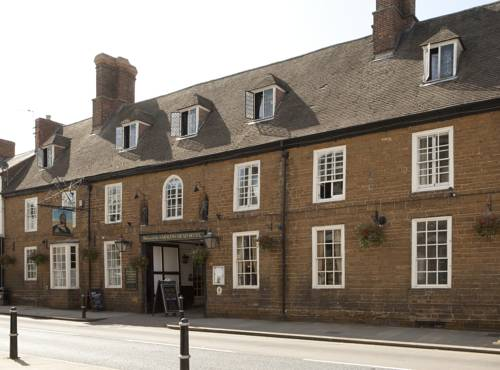 Saracens Head Hotel Cover Picture