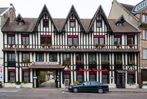 Hotel de Normandie Cover Picture
