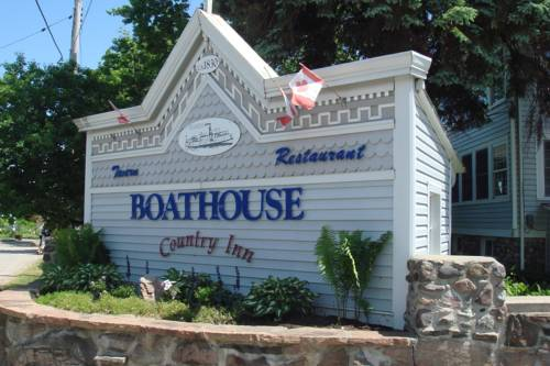 Boathouse Country Inn Cover Picture