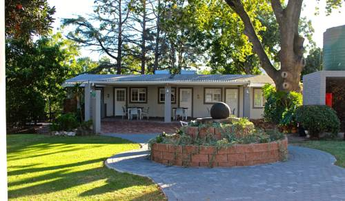 Nuwerus Lodge Paarl Cover Picture