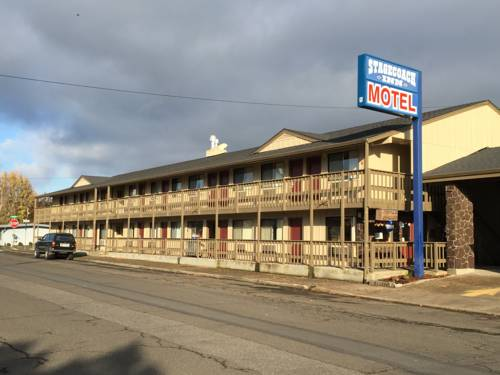 Stagecoach Inn Motel Cover Picture