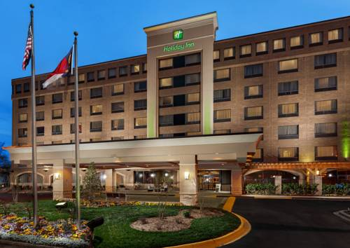 Holiday Inn Charlotte University Cover Picture