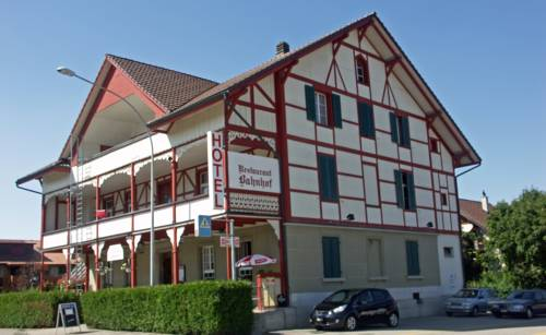 Hotel Restaurant Bahnhof Cover Picture