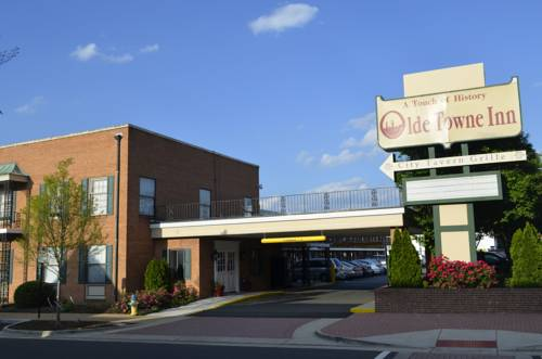 Olde Towne Inn Cover Picture