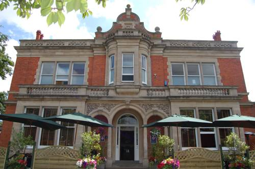 Millfields Hotel Cover Picture