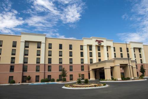 Hampton Inn Ciudad Juarez Cover Picture