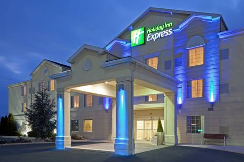 Holiday Inn Express Hotel & Suites Reading Cover Picture