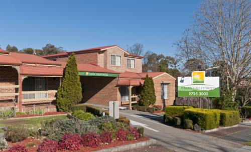 Yarra Valley Motel Cover Picture