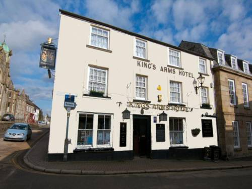 Kings Arms Cover Picture