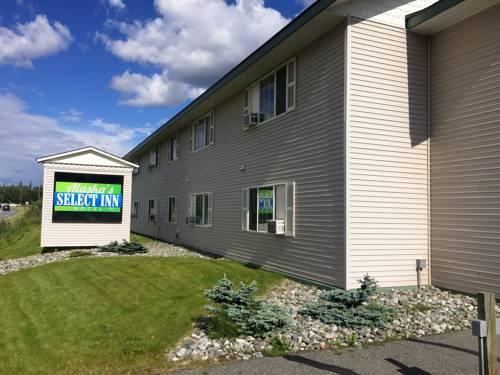 Alaska's Select Inn Wasilla Cover Picture