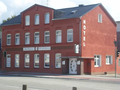 Hotel Grüner Kranz Cover Picture