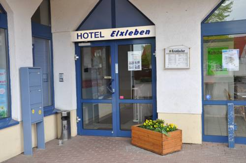 Hotel Elxleben Cover Picture