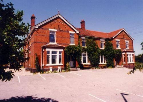 Holly Trees Hotel Cover Picture