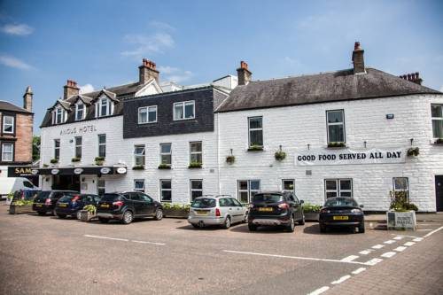 The Angus Hotel Cover Picture