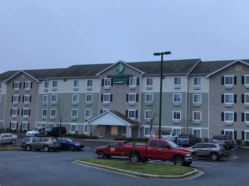 WoodSpring Suite Raleigh Apex Cover Picture