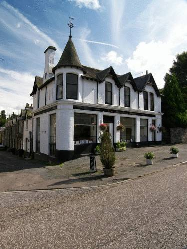 The Merryburn Hotel Cover Picture